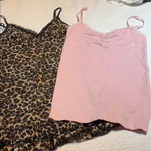 PINK Victoria's Secret Pants - VS/Pink bundle. Large